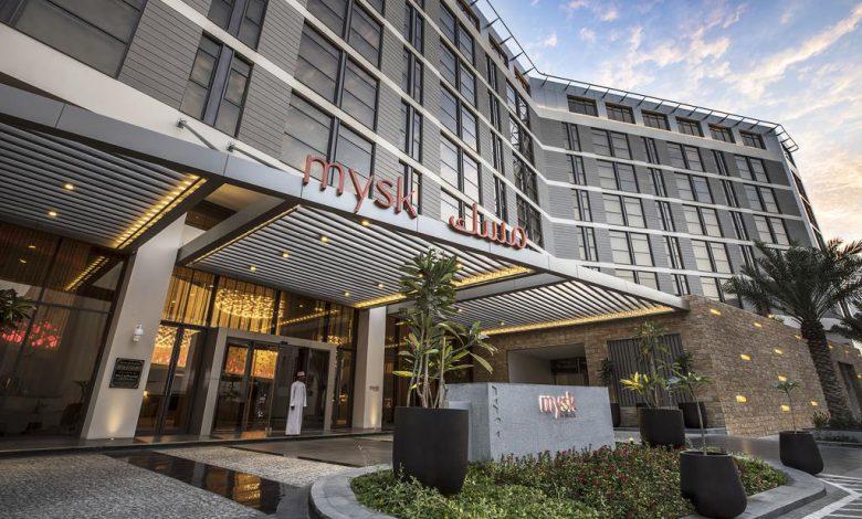 Photo of هتل میسک الموج مسقط عمان یک چهار ستاره لوکس ساحلی