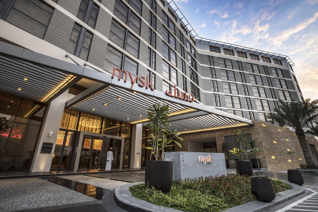 هتل میسک الموج مسقط عمان