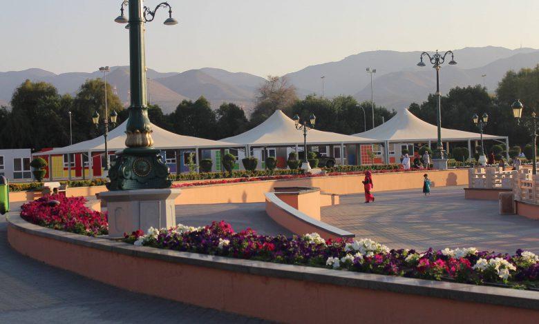 Photo of پارک طبیعی قروم مسقط عمان رمانتیک ترین پارک برای رویاپردازی