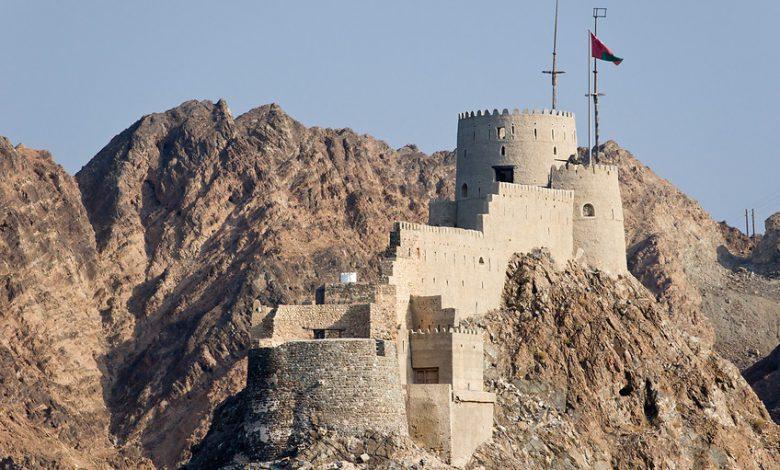 Photo of دژ مطرح مسقط عمان از نقاط دیدنی و تاریخی کشور پادشاهی عمان