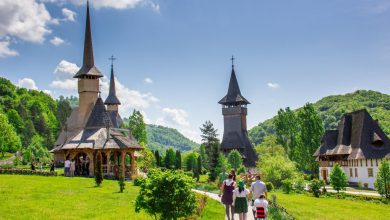 Photo of کلیساهای چوبی منطقه مارامورش رومانی