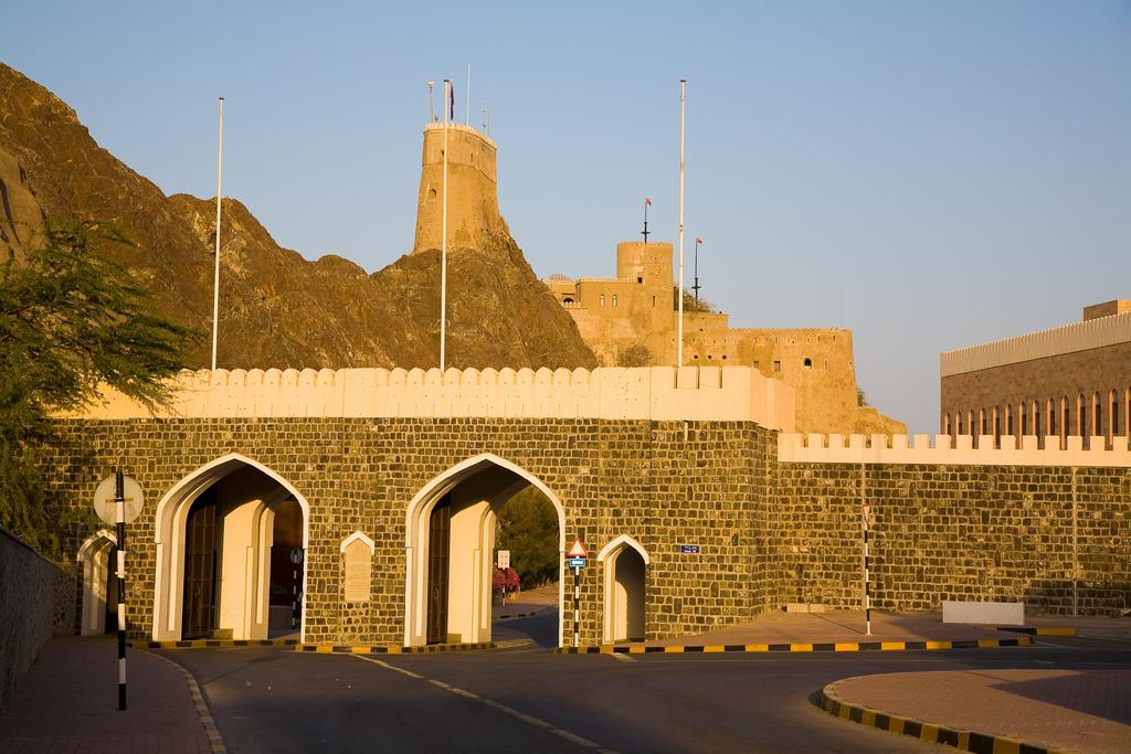 قلعه تاریخی میرانی شهر مسقط