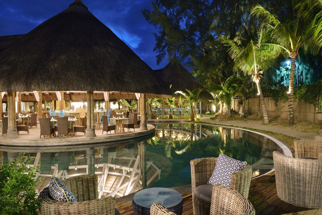 هتل کوین د مایر جزیره موریس
