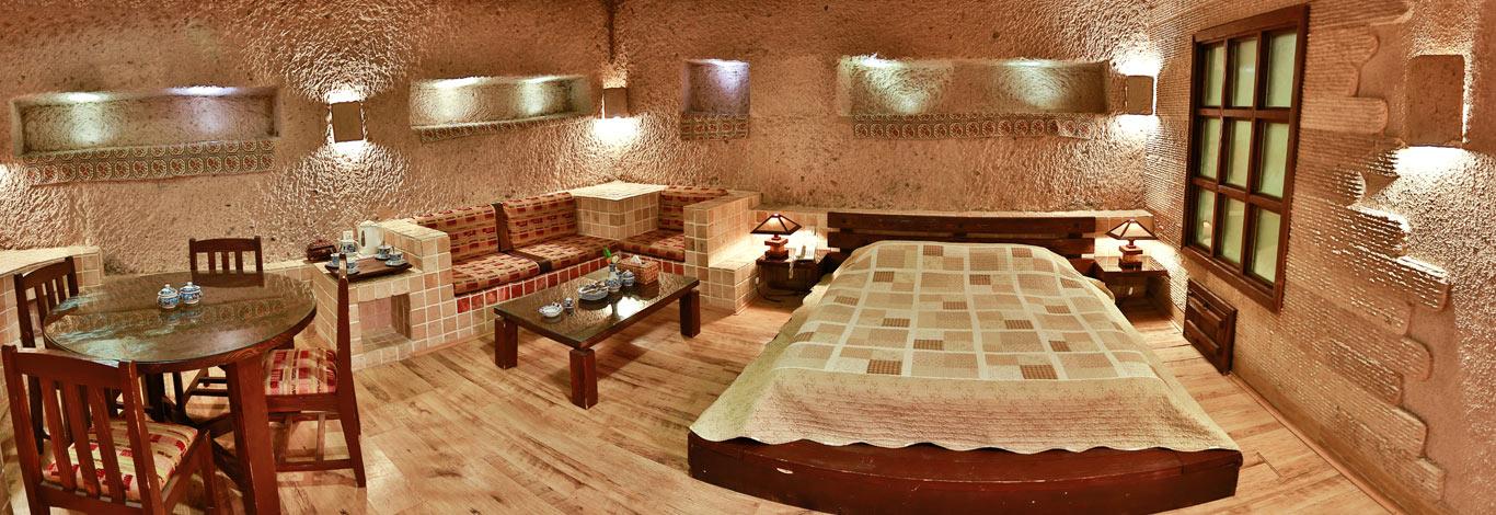 سوییت هتل صخره ای