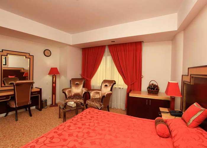 اتاق هتل ائل گلی پارس
