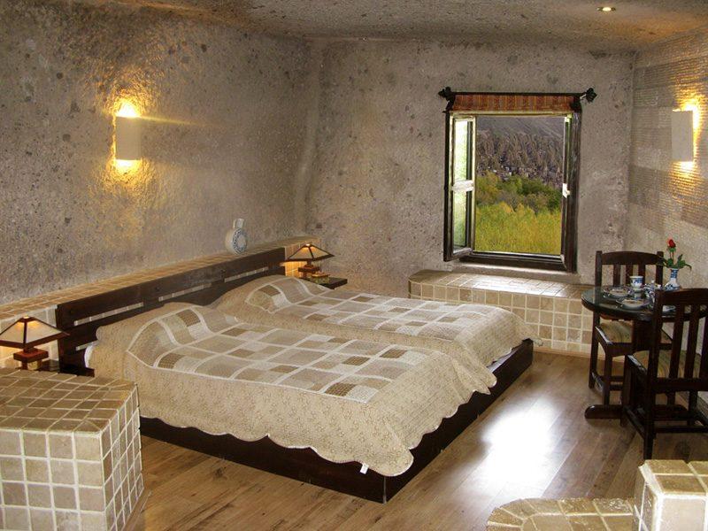 هتل 5 ستاره کندوان