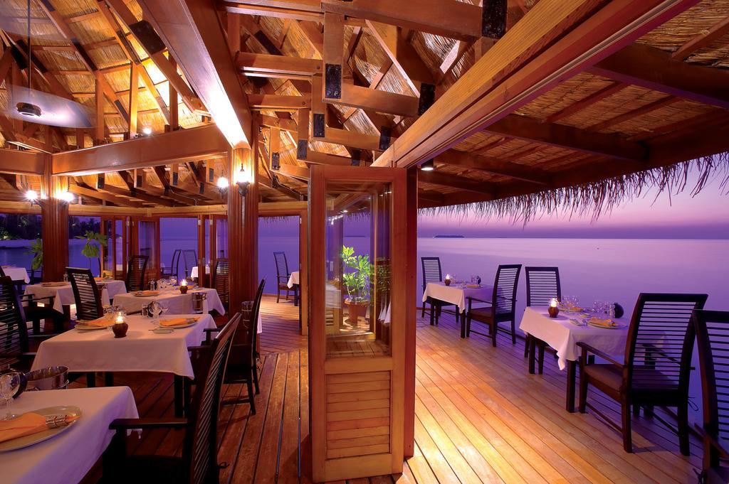 رستوران هتل آنگسانا