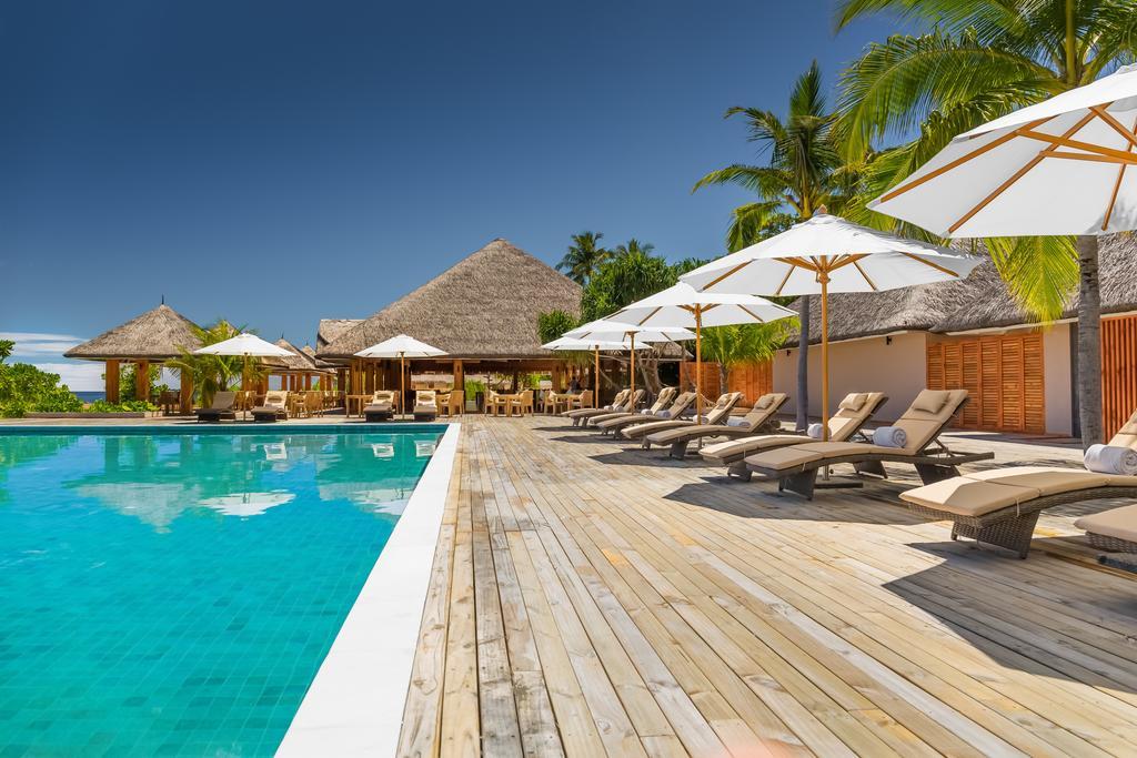 هتل ۵ ستاره کودافوشی مالدیو