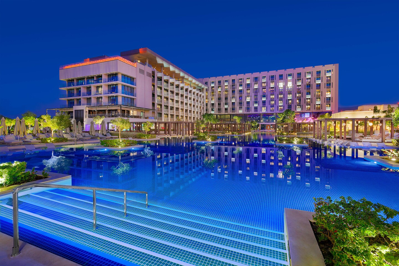 هتل دابلیو مسقط عمان