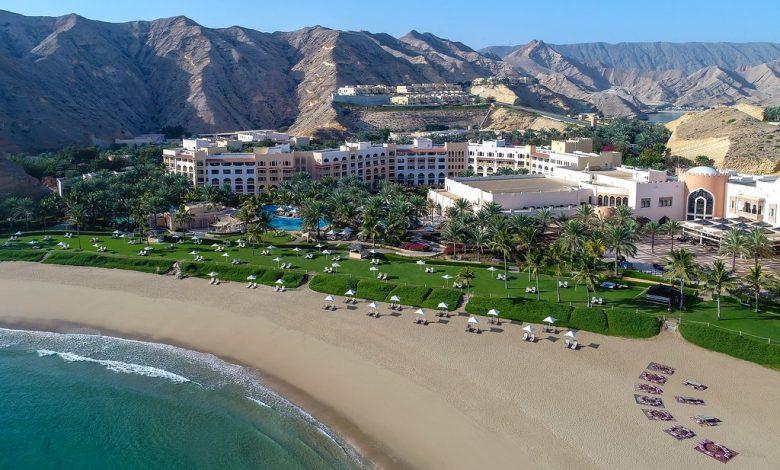 هتل شانگری لا بار الجیسا مسقط